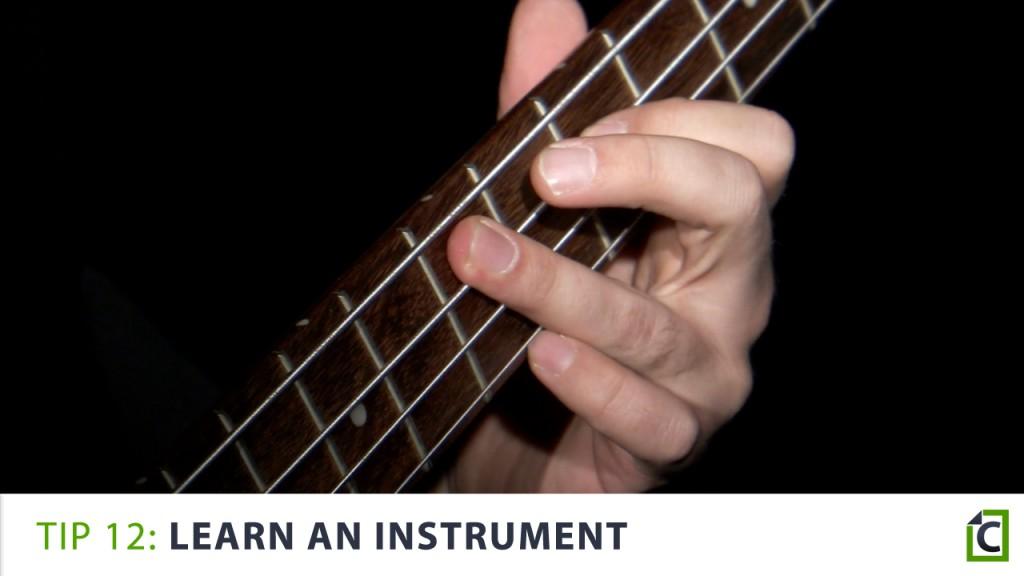 12 instrument