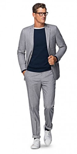 SuitSupply is one of the most comfortable clothing brands