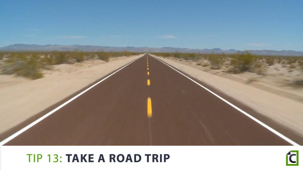 13 road trip