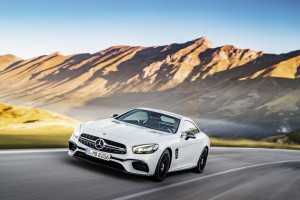 Mercedes Reloads Its SL Portfolio for 2017