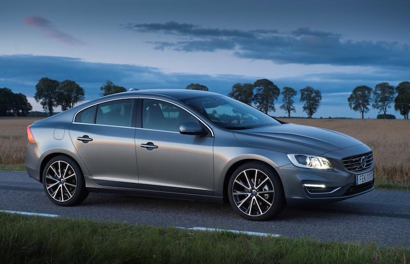 Volvo S60 - model year 2016