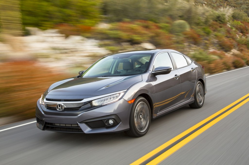 The 10 Vehicles Everyone Wanted to Buy in November