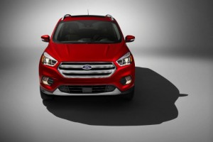 The Ford Escape Sharpens Up and Gets New Engines for 2017