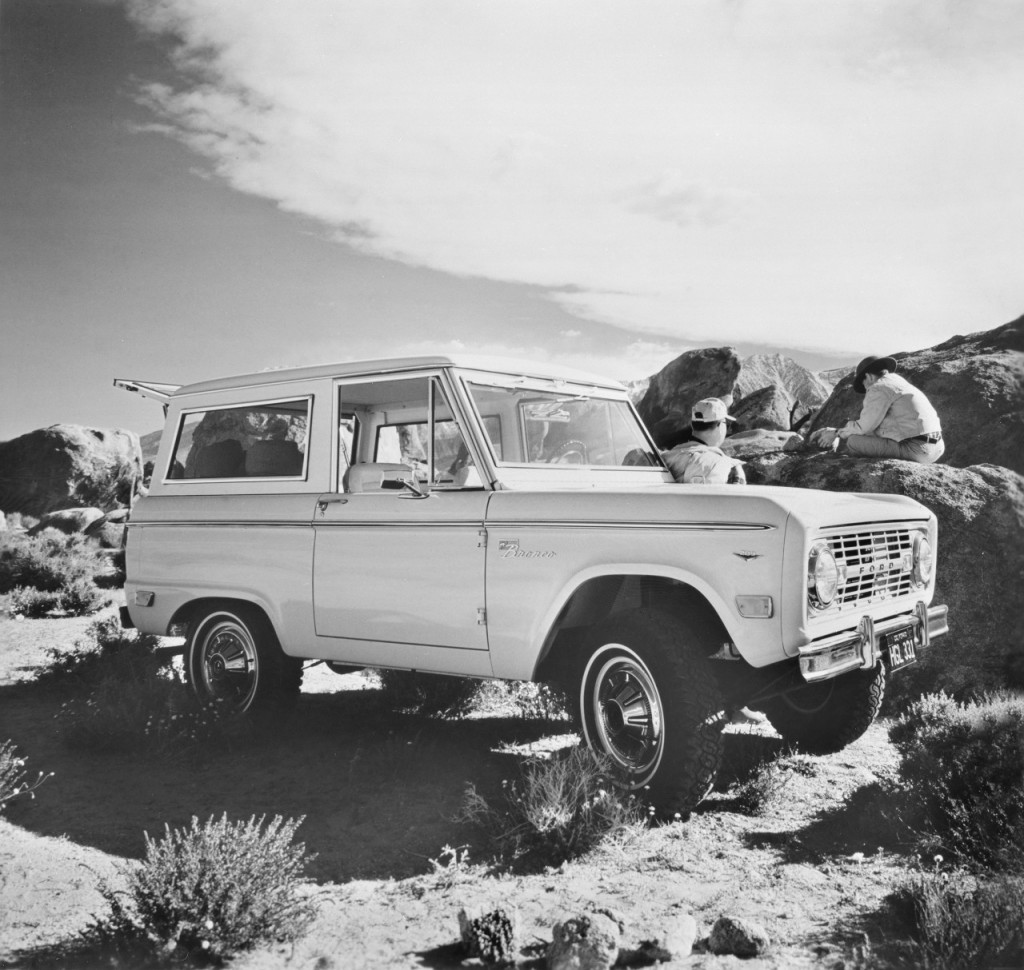 1965 Ford Bronco