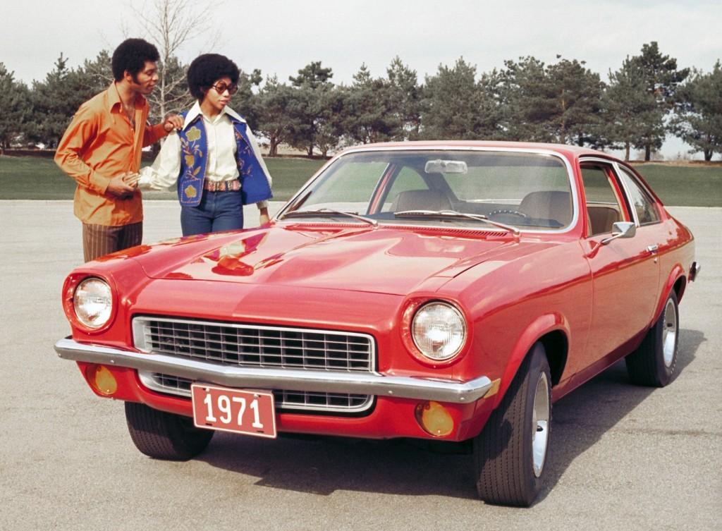 1971 Chevrolet Vega hatchback