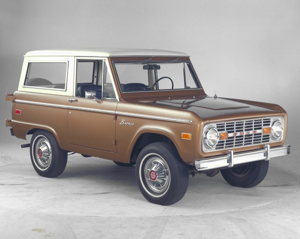 New Ford Bronco >> 10 Things You Need To Know About The New Ford Bronco