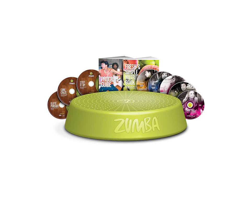12 best holiday gifts for fitness fanatics page 3 for Living room zumba