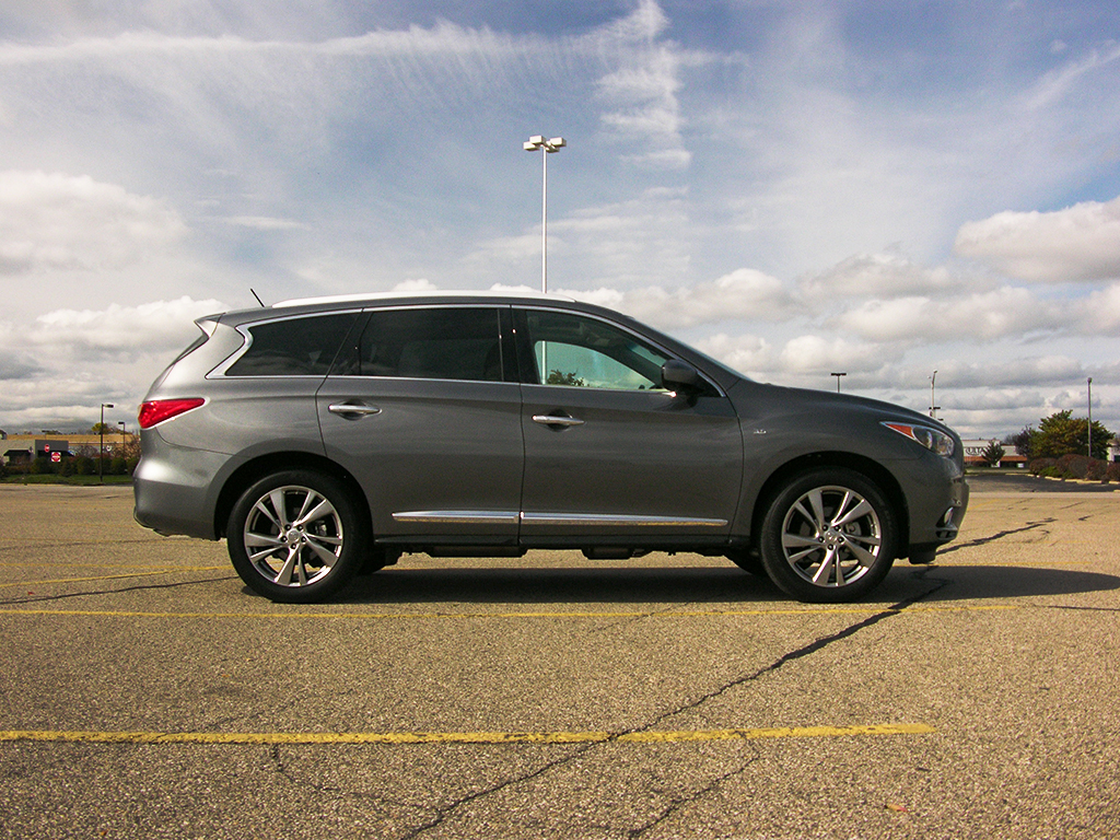 2018 Infiniti Qx60 Review >> 2015 Infiniti QX60 Review: Weighing Its Potential Against Its Payoff