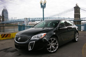 2016 Buick Regal GS Review: Luxury For Around $35,000?