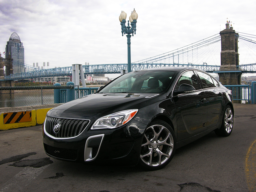 Buick Regal Gs Review Luxury For Around