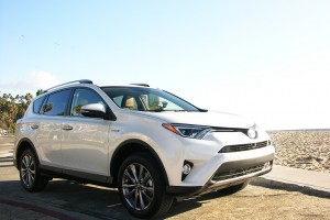 Toyota RAV4 Hybrid Review: Small Step for Toyota, One Giant Leap for Crossovers