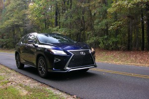 2016 Lexus RX350 Review: Reinvented for a New Breed of Buyer