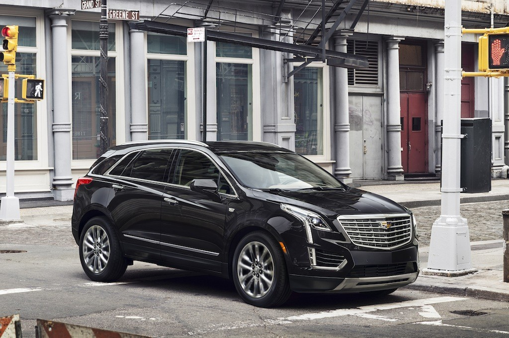 2017 Cadillac XT5 | Cadillac