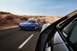 Acura Reveals NSX Production Secrets