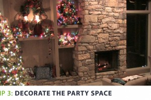 How to Host a Great Holiday Party