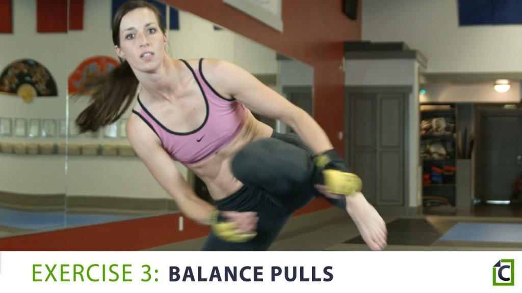 3. balance pulls
