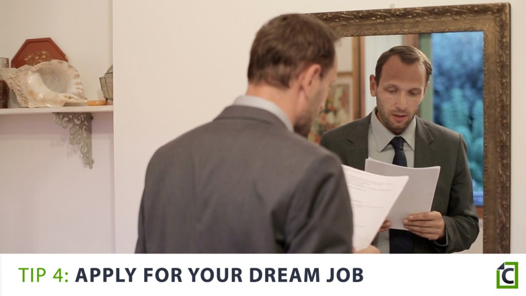 4. dream job