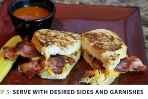 How to Make an Amazing Grilled Cheese Sandwich