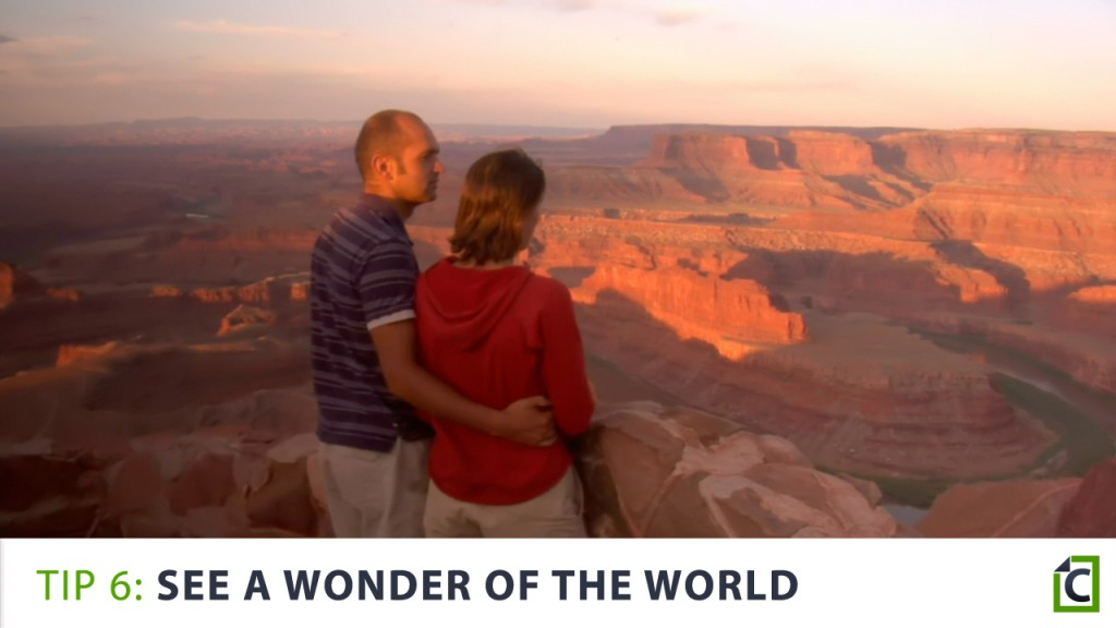 6. see a wonder of the world