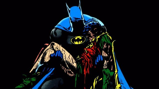 'Batman: A Death in the Family'