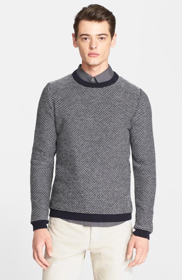 A.P.C. merino wool sweater