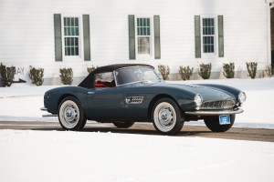 BMW 507: A Car We're Thankful for this Thanksgiving