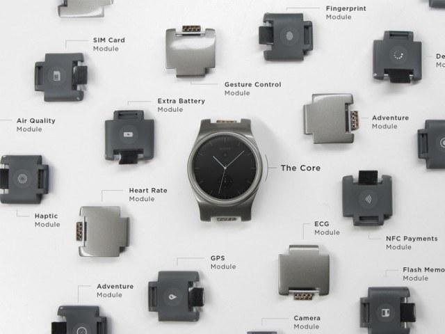 BLOCKS modular smartwatch Kickstarter campaign