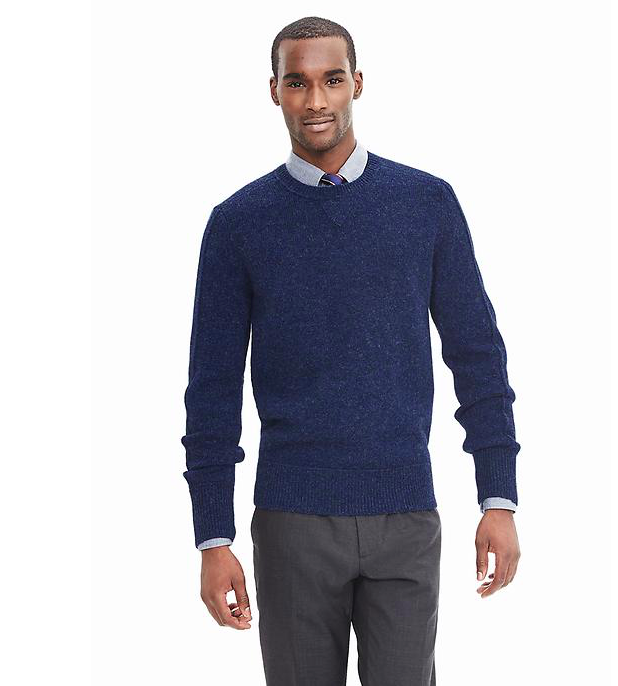 Banana Republic J.C. Rennie & Co. shetland sweater