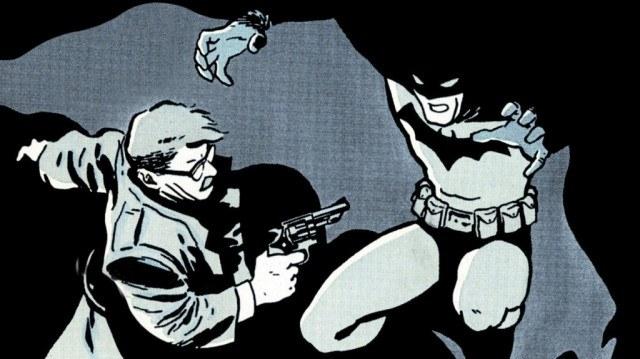 'Batman: Year One'