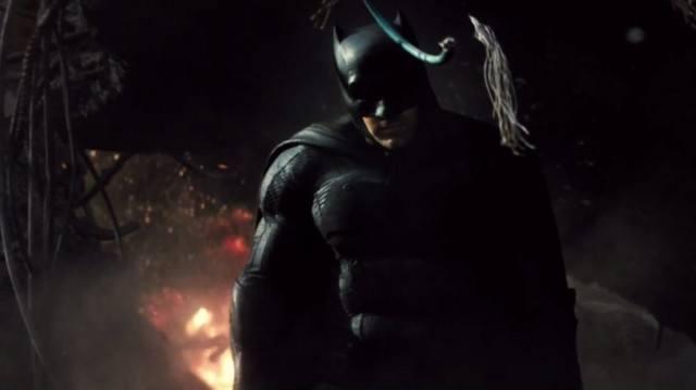Ben Affleck in' Batman v Superman: Dawn of Justice'