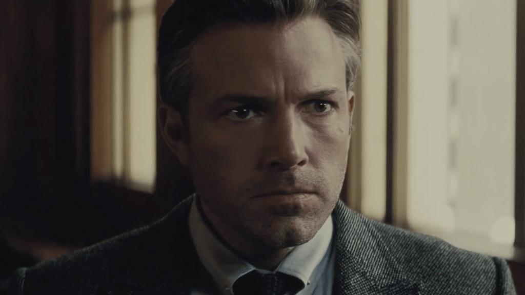 Ben Affleck in 'Batman v Superman'