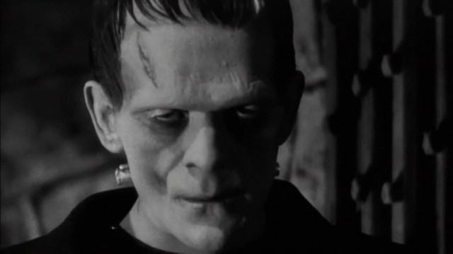 Boris Karloff in 'Frankenstein'