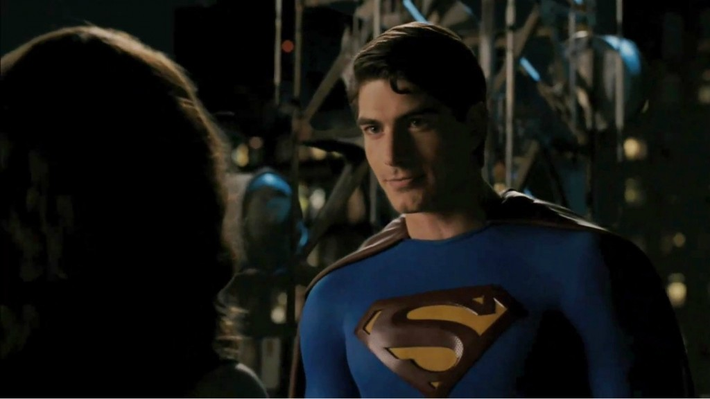 Brandon Routh in 'Superman Returns'