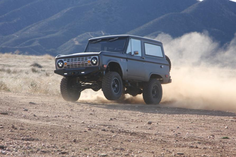 Bronco Offroad F34