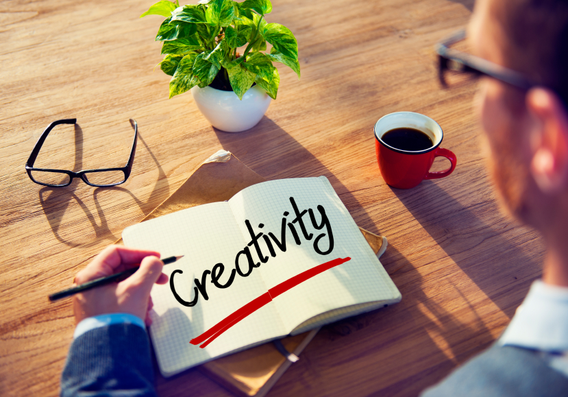 creativity, brain power