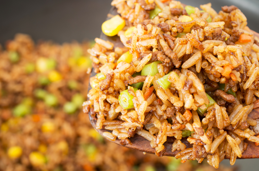 5 new ways to cook with beef jerky fried rice forumfinder Image collections
