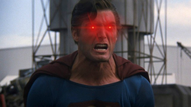 Christopher Reeve in 'Superman III'