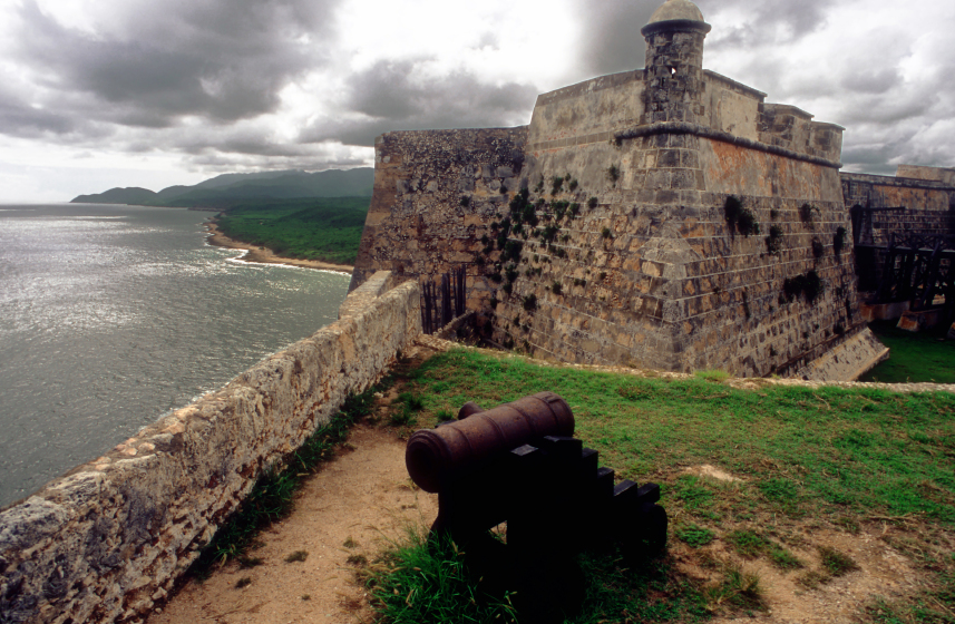 Castillo de San Pedro de la Roca, Cuba