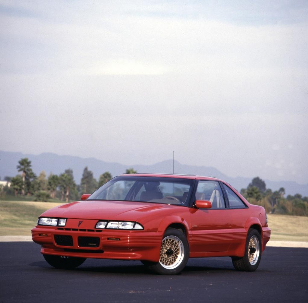 1989 Buick Gnx >> Pontiac Turbo Grand Prix Introduced W-Body Platform In Style