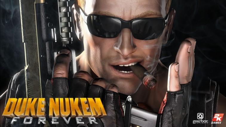 'Duke Nukem Forever'
