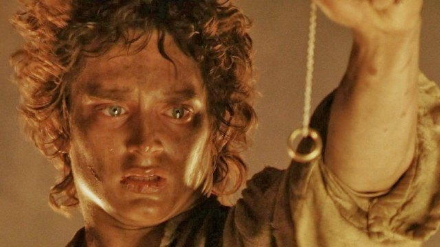 'Elijah Wood in The Lord of the Rings: The Return of the King'