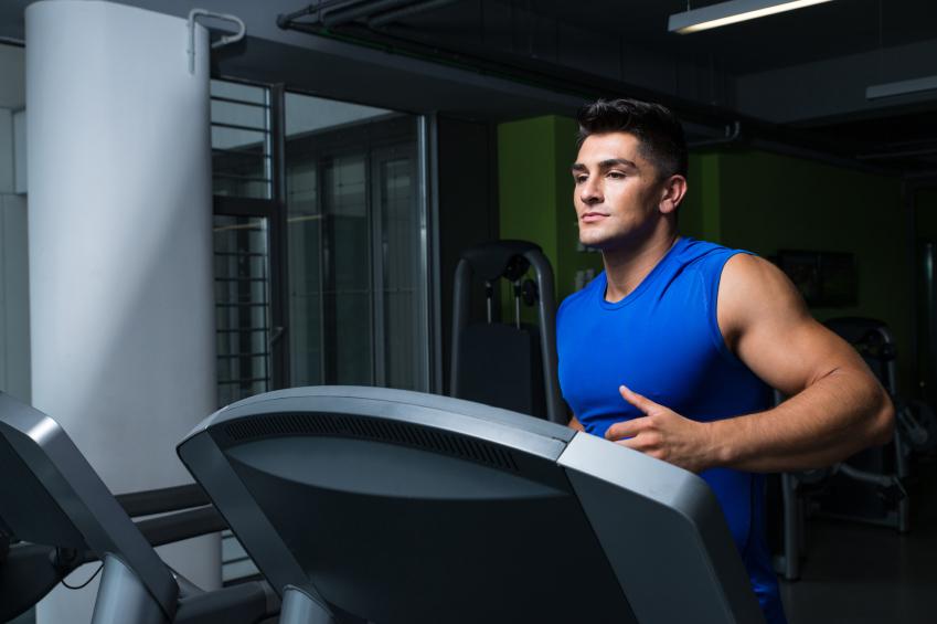 running, treadmill, exercise