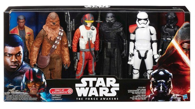 The Force Awakens - Star Wars Toys