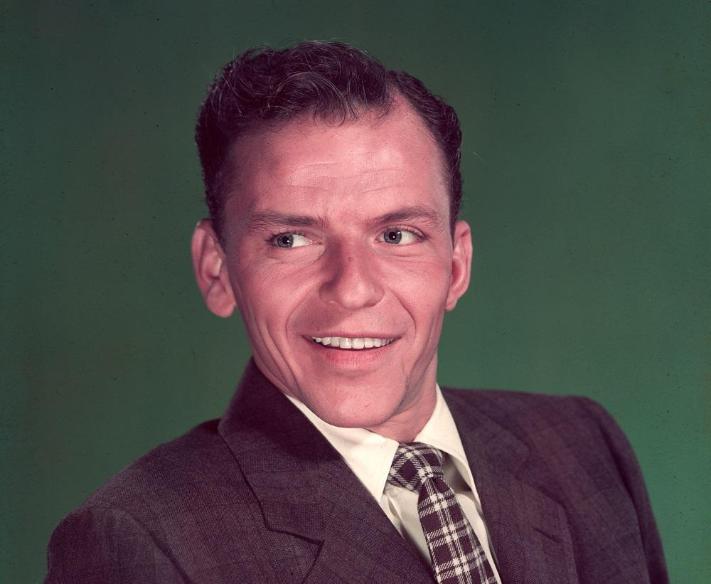 Frank Sinatra   Keystone/Getty Images