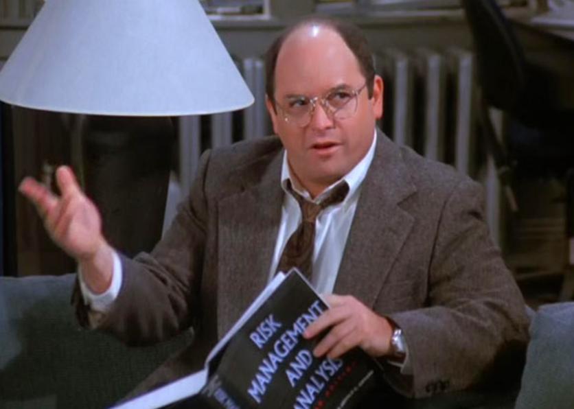 George on Seinfeld