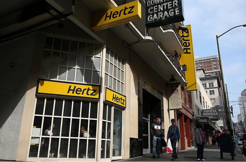Hertz Posts 22 Percent Jump In Revenue In Second Quarter
