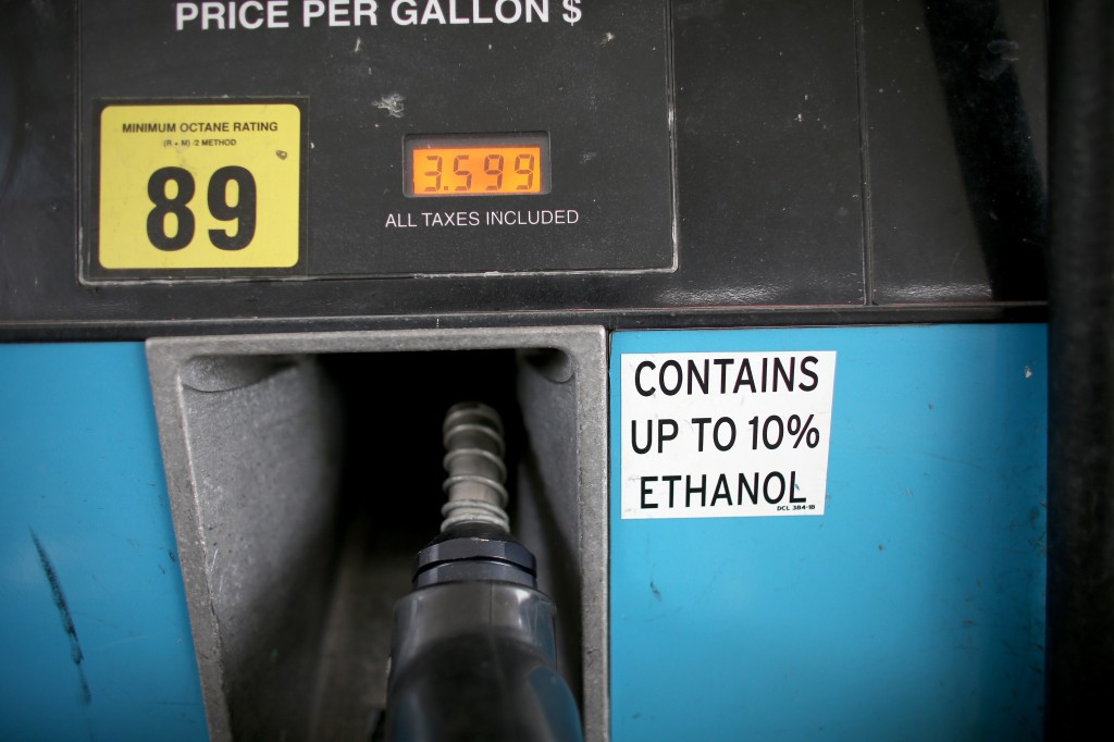 More Ethanol in Gasoline Bad For Existing Cars, Say Automakers