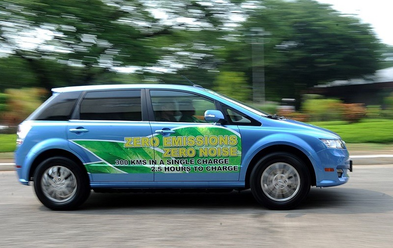 2017 BYD e6 rated at 187 miles per charge