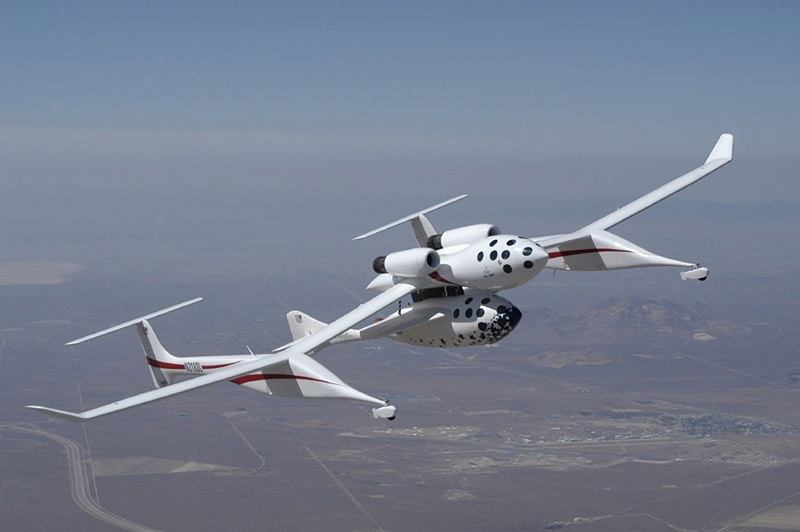 Scaled Composites via Getty Images