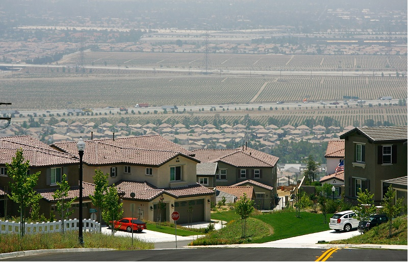 Riverside County Expected To Lead California Population Growth